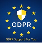 GDPR Support For You - T 0844 4141 326