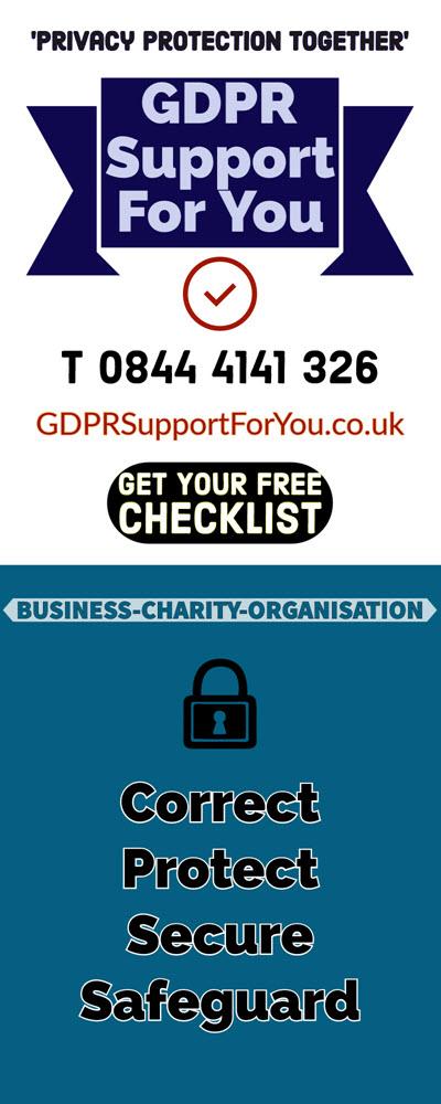Privacy Protection Together - GDPRSupportForYou